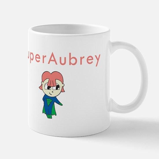 SuperAubrey Mug