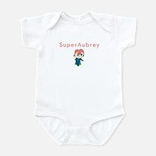 SuperAubrey Infant Bodysuit