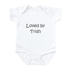 Cute Trish Infant Bodysuit