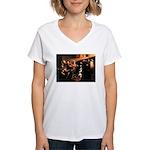 Calling of St. Matthew Women's V-Neck T-Shirt
