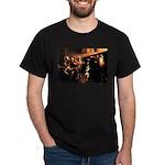 Calling of St. Matthew Dark T-Shirt