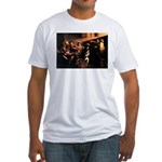 Calling of St. Matthew Fitted T-Shirt