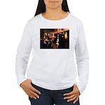 Calling of St. Matthew Women's Long Sleeve T-Shirt