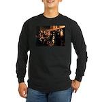 Calling of St. Matthew Long Sleeve Dark T-Shirt