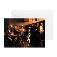 Calling of St. Matthew Greeting Card