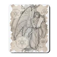 Archangel Metatron Mousepad