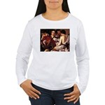 Musicians Women's Long Sleeve T-Shirt
