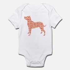 Dogo Argentino Infant Bodysuit