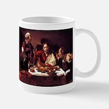 Supper at Emmaus Mug