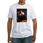 St. Catherine Fitted T-Shirt