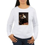 St. Catherine Women's Long Sleeve T-Shirt