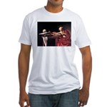 St. Jerome Fitted T-Shirt