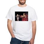 St. Jerome White T-Shirt