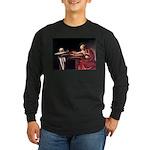 St. Jerome Long Sleeve Dark T-Shirt