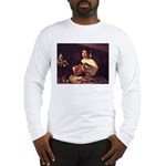 Lute Player Long Sleeve T-Shirt