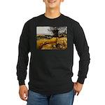 Harvesters Long Sleeve Dark T-Shirt