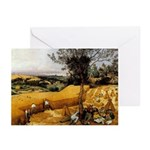 Harvesters Greeting Cards (Pk of 10)