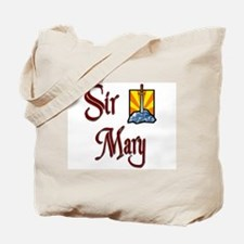 Sir Mary Tote Bag