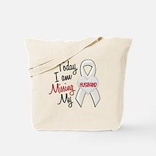 Missing My Husband 1 PEARL Tote Bag