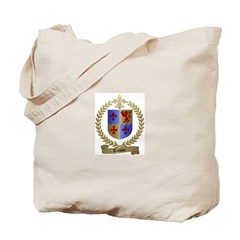 TAILLON Family Crest Tote Bag
