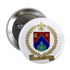 TARDIF Family Crest Button