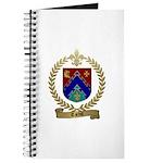 TARDIF Family Crest Journal