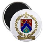 TARDIF Family Crest Magnet