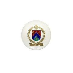 TARDIF Family Crest Mini Button (10 pack)