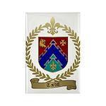 TARDIF Family Crest Rectangle Magnet (100 pack)