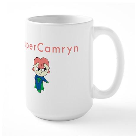 SuperCamryn Large Mug