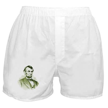 Abe Lincoln Boxer Shorts