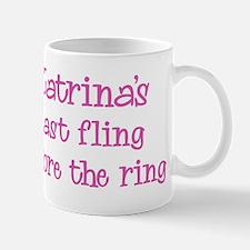 Katrinas last fling Mug