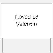 Funny Valentin Yard Sign
