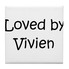 Vivien Tile Coaster