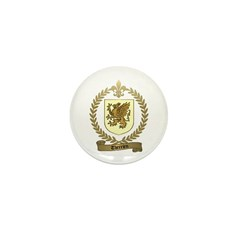 THERRIEN Family Crest Mini Button (10 pack)