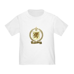 THERRIEN Family Crest T