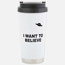 I Want To Believe Thermos Mug