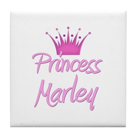 Princess Marley Tile Coaster