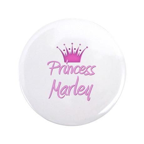 "Princess Marley 3.5"" Button"