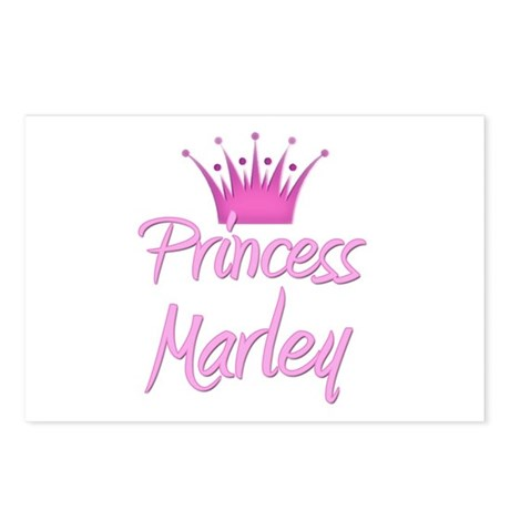 Princess Marley Postcards (Package of 8)