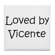 Cool Vicente Tile Coaster