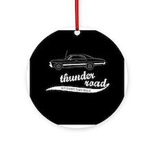 Thunder Road Impala Ornament (Round)