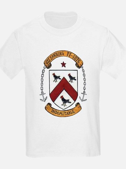 USS FANNING T-Shirt