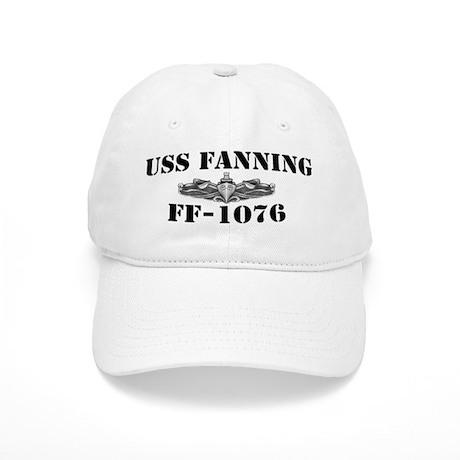 USS FANNING Cap