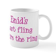 Enids last fling Mug