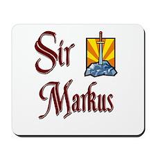 Sir Markus Mousepad