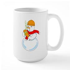 Snowman Chemist Mug