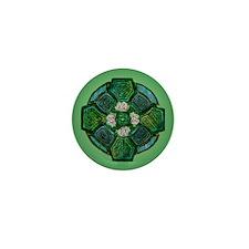 Connemara Cross Mini Button (100 pack)