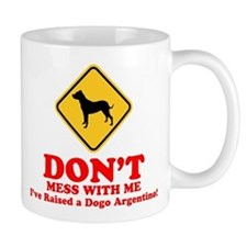 Dogo Argentino Mug