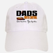 Dad's Birth Control Baseball Baseball Cap